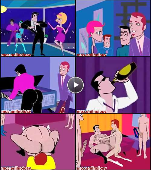 Gay cartoon porn pornhub